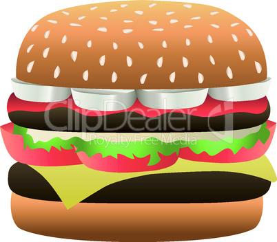 Hamburger Special