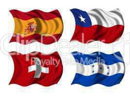 Fussball WM Gruppe H