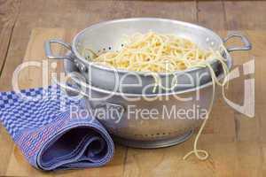 Spaghettisieb