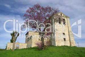Vivar del Cid Kirche - Vivar del Cid church 01