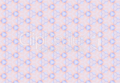 Guilloche background