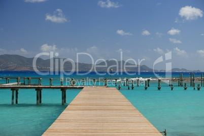 Tropical paradise Anguilla