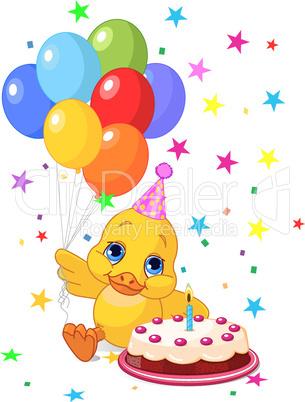 Duckling's Birthday