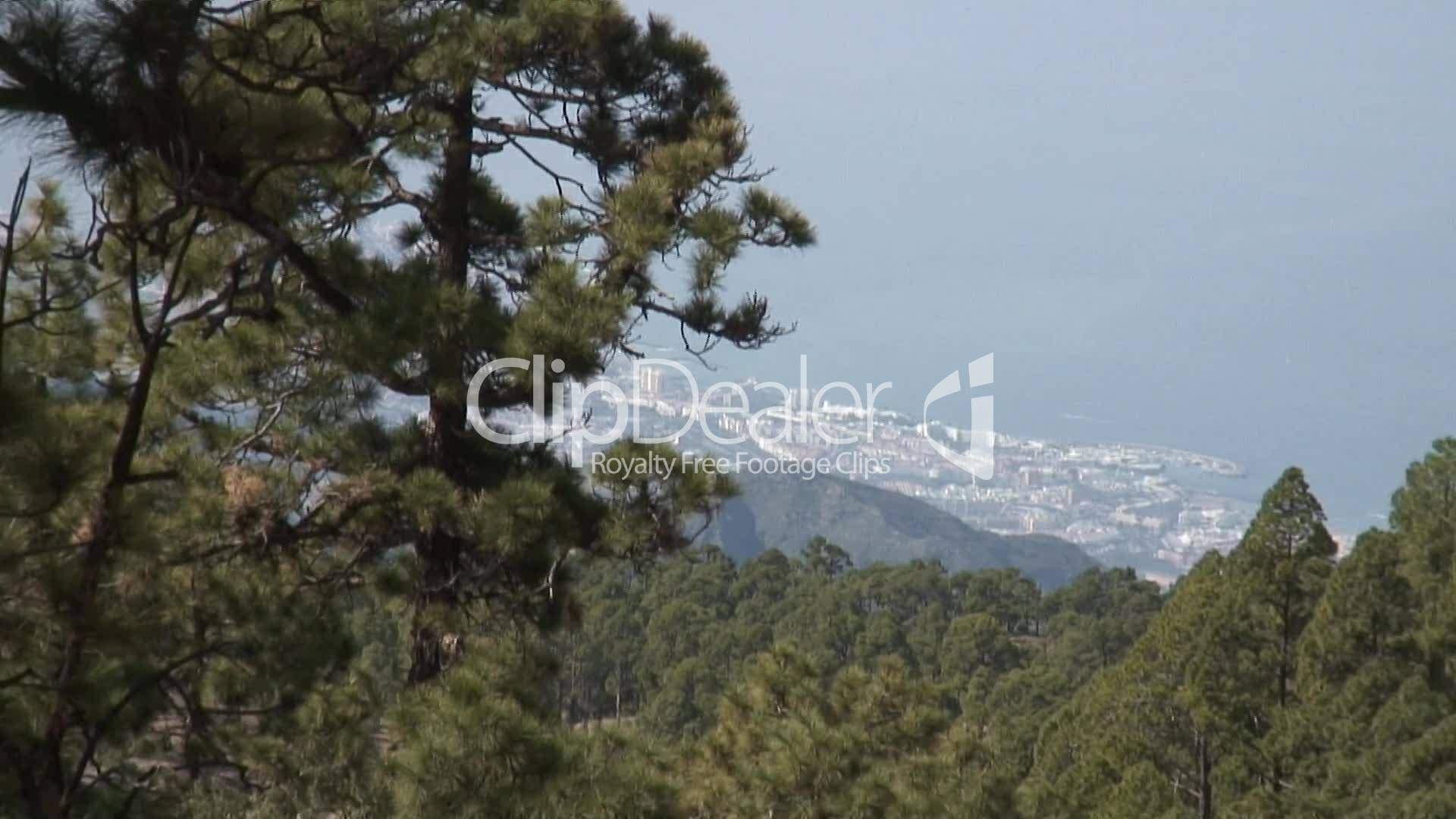 stadt auf teneriffa royalty free video and stock footage. Black Bedroom Furniture Sets. Home Design Ideas