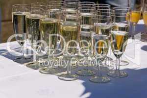Glas, Sekt, Feier