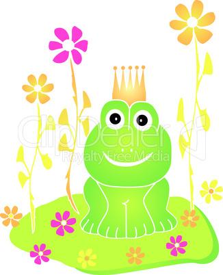 Froschkönig - Frog King