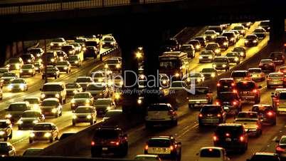 Hohes Verkehrsaufkommen