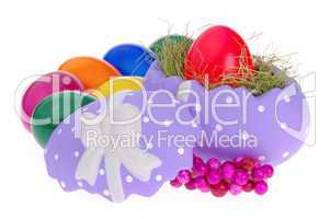 Osternest - easter basket 19