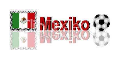 Fussball Mexiko