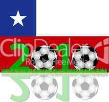 Fussball 2010 Chile