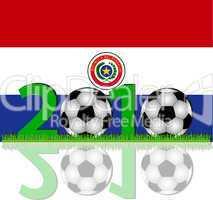 Fussball 2010 Paraguay