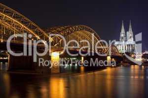Köln bei Nacht 9