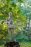 Soviet Pioneer Statue