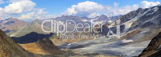 Kaunertal Gletscher - Kauner valley glacier 04