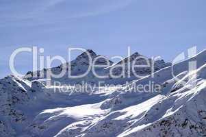 Caucasus Mountains. Kogutai.