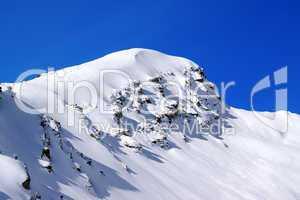 Caucasus Mountains. Cheget.