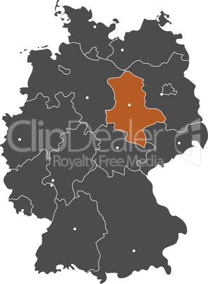 Sachsen Anhalt