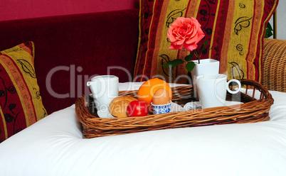 fr hst ck im bett lizenzfreie bilder und fotos. Black Bedroom Furniture Sets. Home Design Ideas