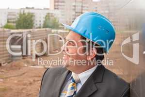 Director of  construction site