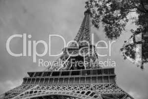 Tour Eiffel in Paris