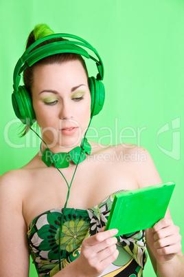 Green listener