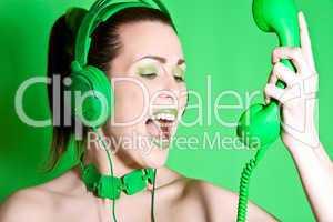 Green anger