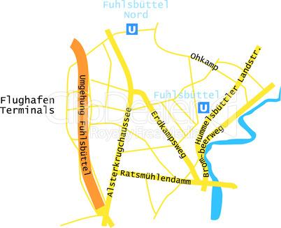Hamburg Fuhlsbüttel