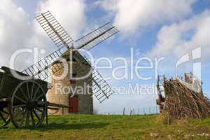 Windmill of Cherrueix