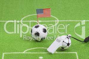 Amerikanischer Fussball