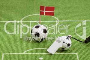 Daenischer Fussball