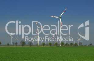 Windrad - Wind turbine 24