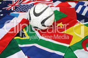 WM 20010 Südafrika