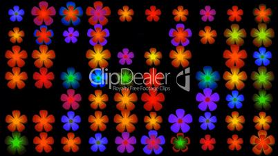 flicker flower neon light,Festivals,creativity,creative,vj,beautiful,art,decorative,mind,Game,Led,neon lights,modern,stylish,dizziness,romance,romantic,material,stage,music,joy,happiness,happy,young,loop,mosaic,matrix,shape,color,animation,glow,digital,ab