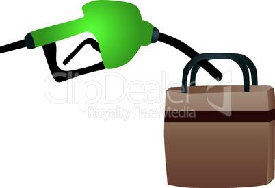 bag filling