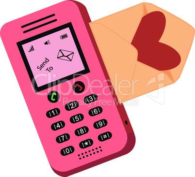 love message mobile