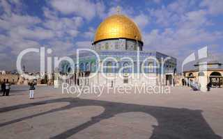 Felsendom / Dome of the Rock