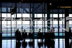 People airport