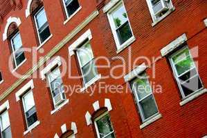 Boston house fragment