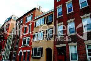 Houses in Boston