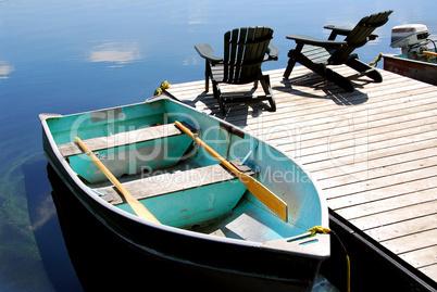 Lake chairs