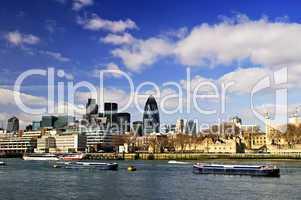 Tower of London skyline