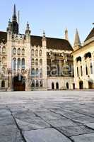 Guildhall building and Art Gallery
