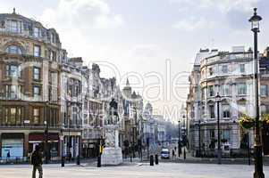 Charing Cross in London