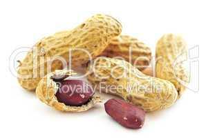 Peanuts and shells