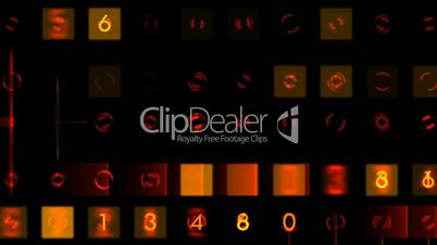 number and color morph square background.Scanning,detection,calculated,Files,storage,mathematics,numbers,accounts,accounting,tax,search,database,reports,financial,Nasdaq,backup,Fireworks,particle,Design,pattern,vision,idea,creativity,creative,vj,beautiful