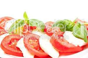 Tomate / Mozarella