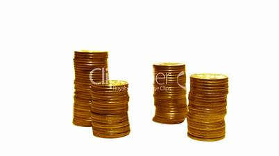 coins loss growth