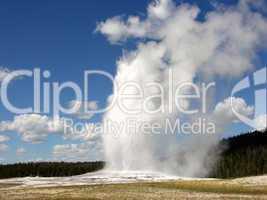 Old Faithful, Yellowstone National Park