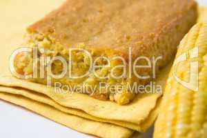 Maisbrot - Corn Bread