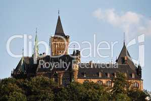 Castle Wernigerode - Germany (saxony-anhalt, Harz)